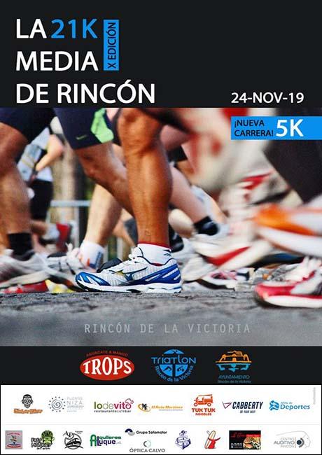 Ayuntamiento de Rincón de la Victoria y Club Triatlón Rincón de la Victoria