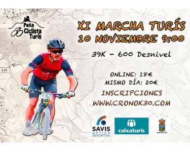 eña Ciclista Turís y Ayuntamiento de Turís