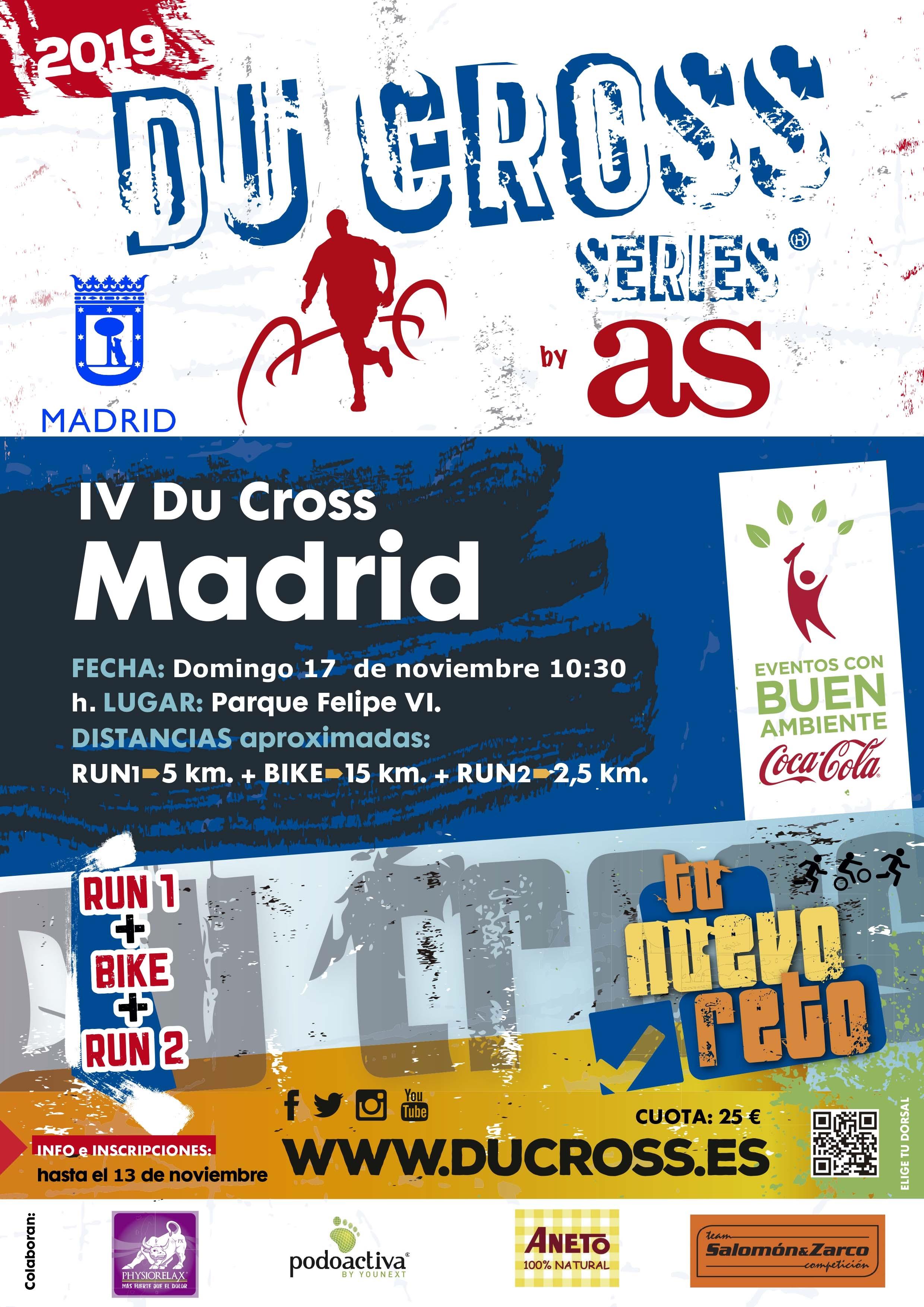 Du Cross Events
